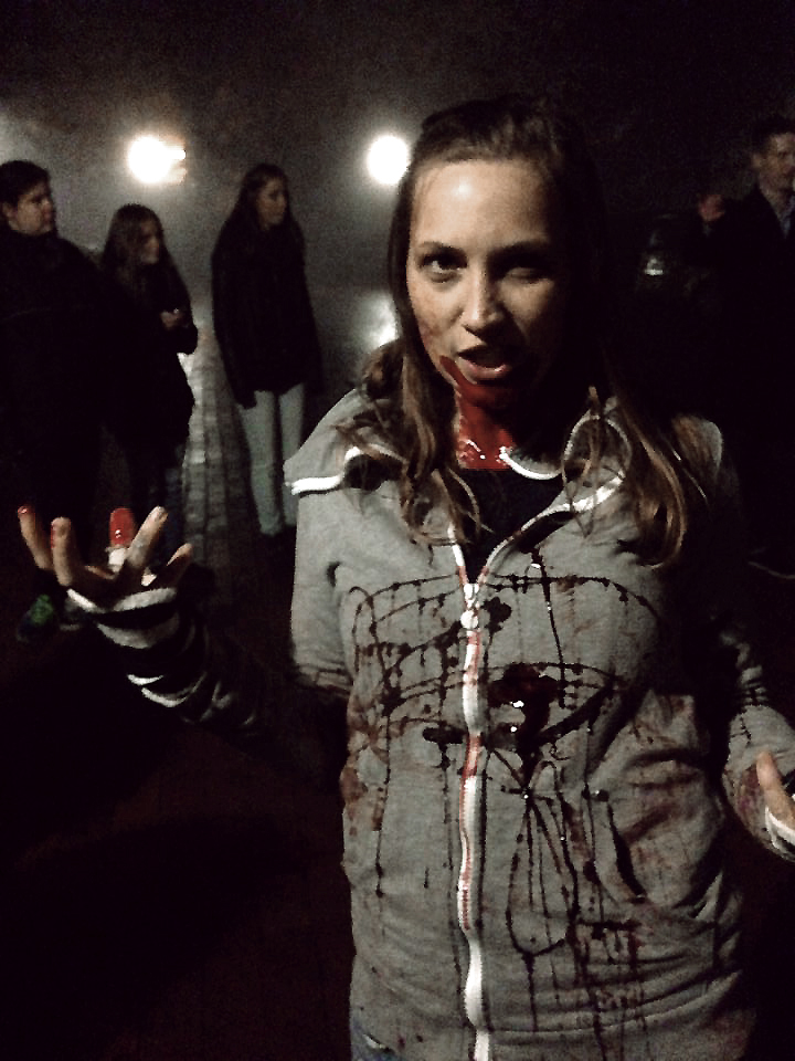 pic from indie shocker Escaping the Dead