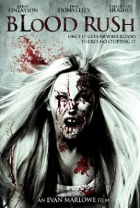 Blood Rush (2012) DVD