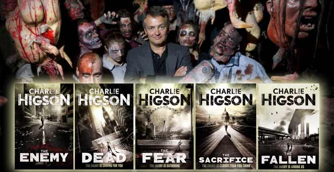 Charlie Higson The Enemy Series Collection Set Books 1-6 By Charlie Higson New!