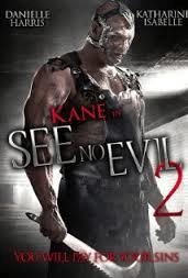See No Evil 1 (2014 DVD)