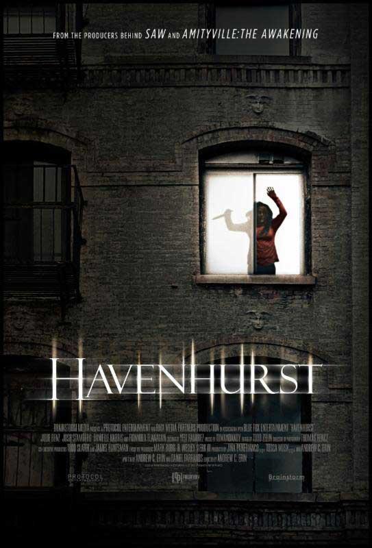 havenhurst-theatrical-poster