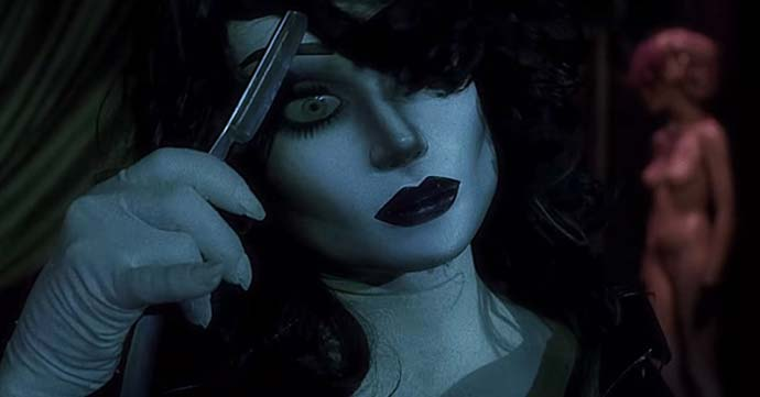 Argentenian Horror Film Crystal Eyes
