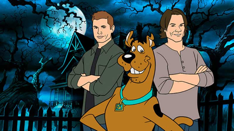 scooby-supernatural-crossover
