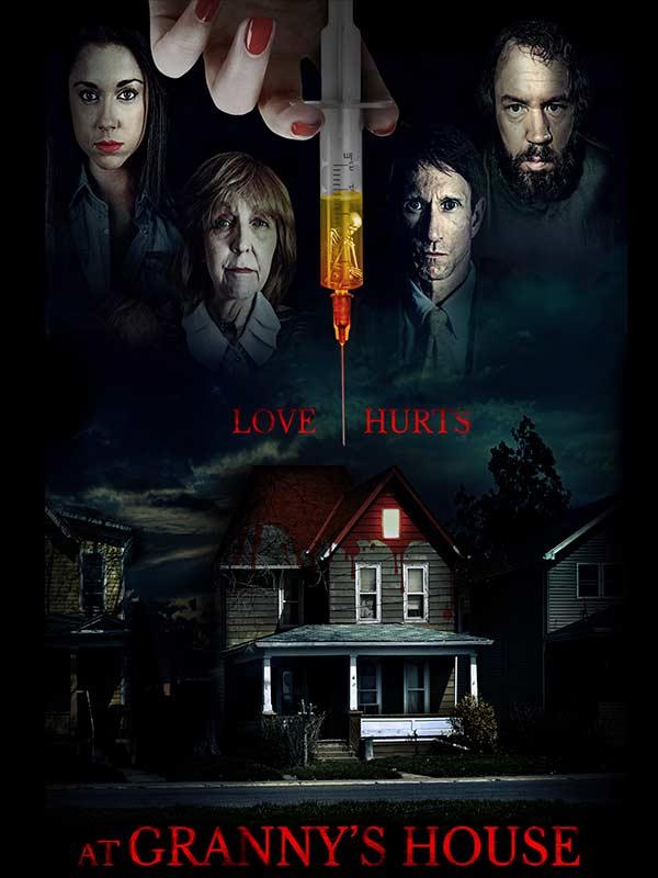 at-grannys-house-poster