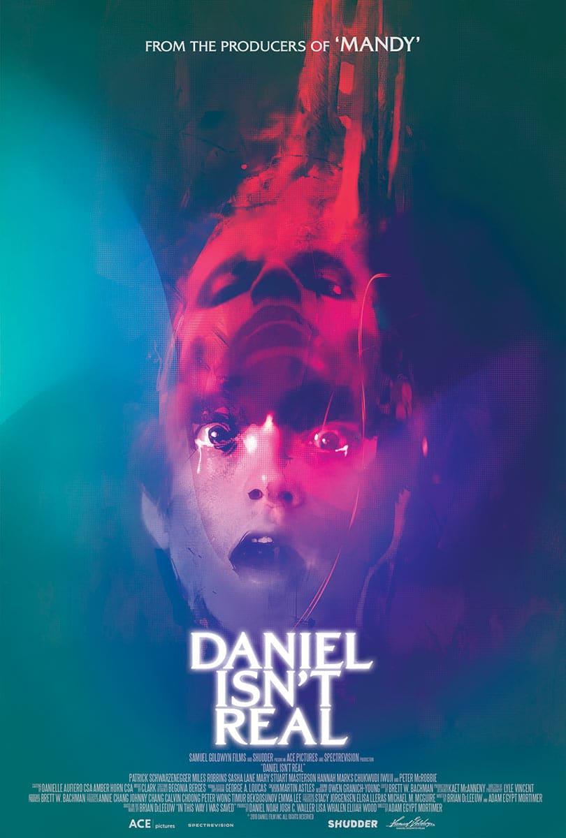 DANIEL-ISNT-REAL_Poster
