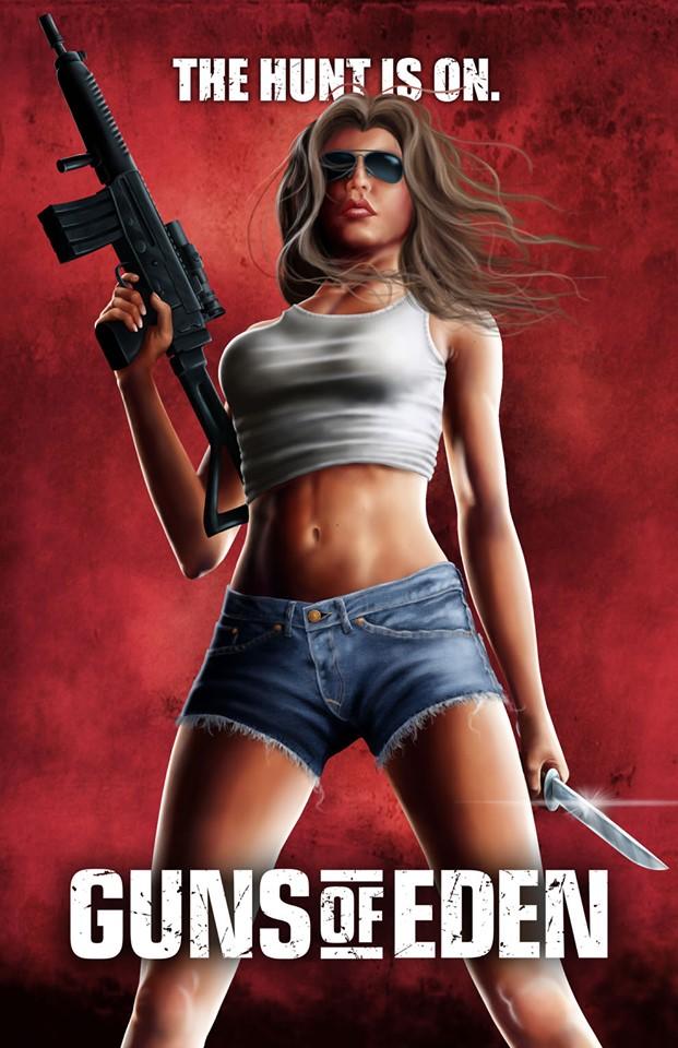 Guns of Eden poster