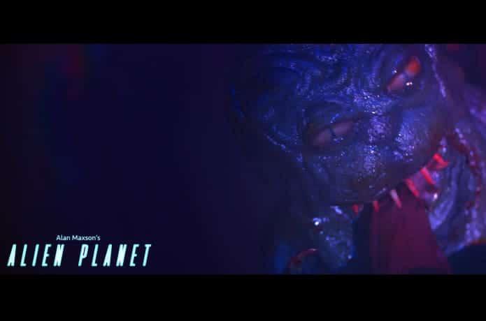 Alien Planet Trailer Release