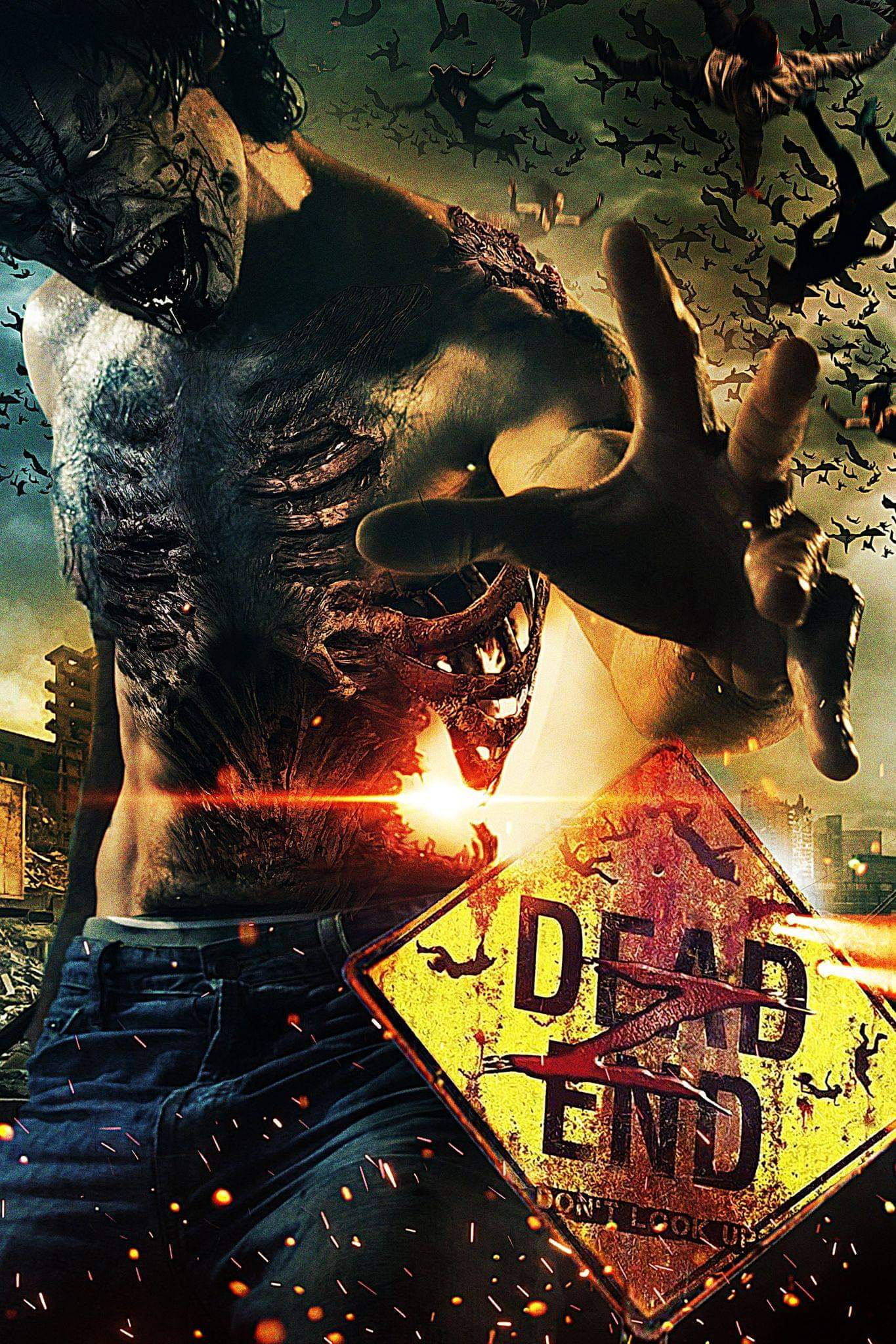 Zombies Rain From Above In Insane Z DEAD END Teaser!
