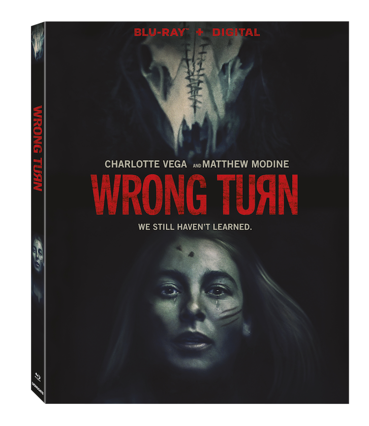 Wrong Turn arrives on Blu-ray and DVD 2/23
