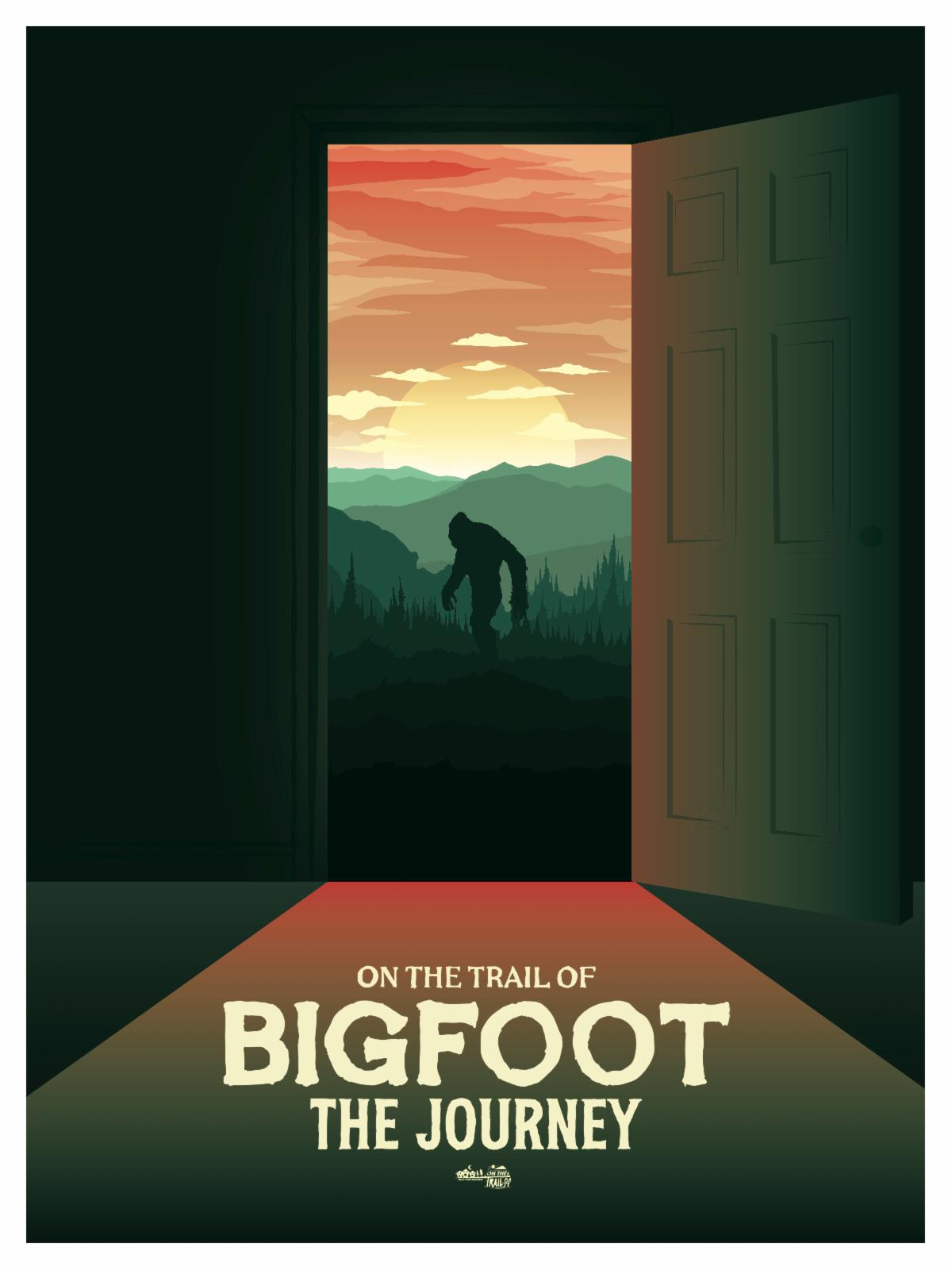 First Trailer for ON THE TRAIL OF BIGFOOT: THE JOURNEY