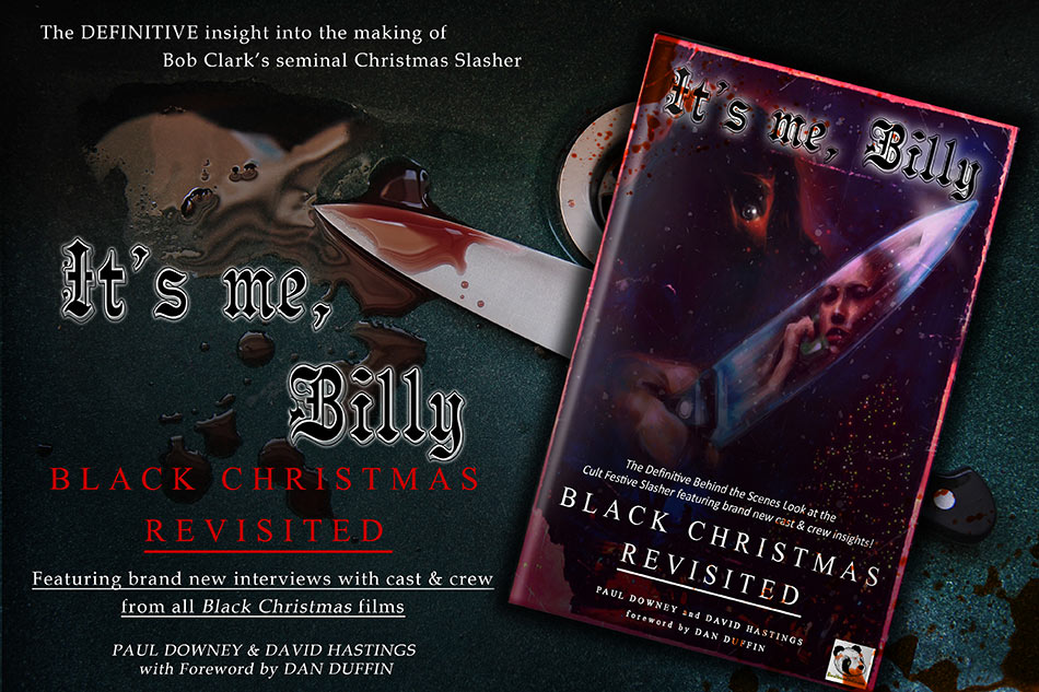 It's Me Billy: Black Christmas Revisited – New Making of Book