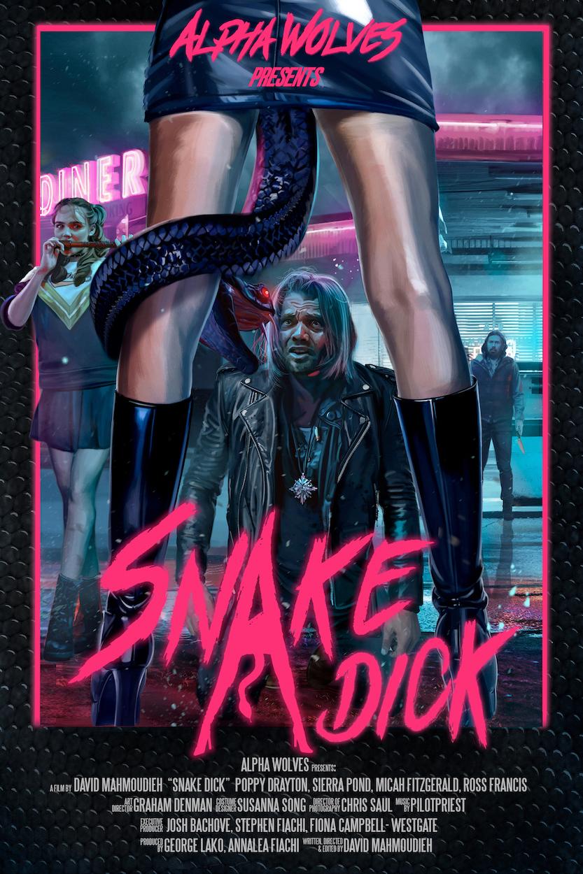 SNAKE DICK – Award-winning film – VOD release
