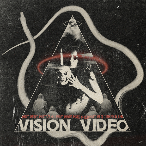 """VISION VIDEO RELEASE NEW SINGLE """"COMFORT IN THE GRAVE"""""""
