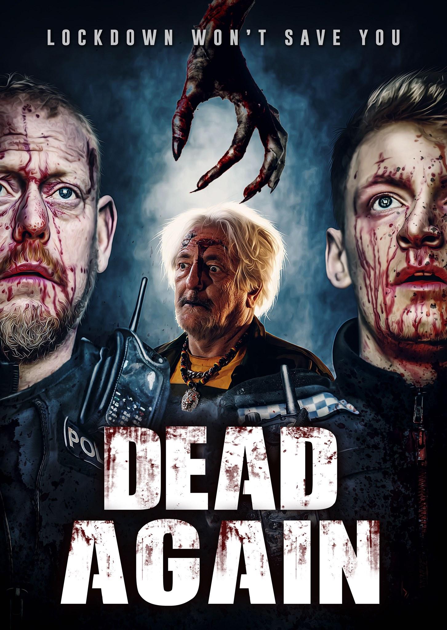 Horror-Comedy 'DEAD AGAIN' Available Now