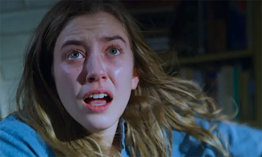 HEREDITARY Star in new HORROR film: KNOW FEAR! FRIDAY!
