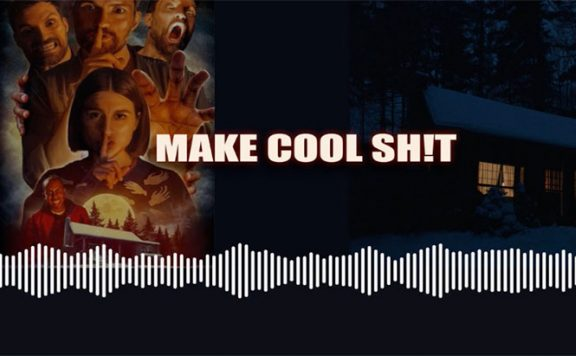 "MCS MEDIA ANNOUNCES ""MAKE COOL SH!T PODCAST"""