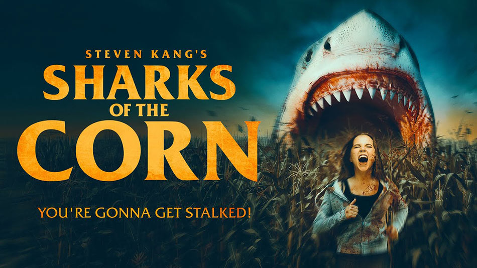 Get Stalked By SHARKS OF THE CORN!