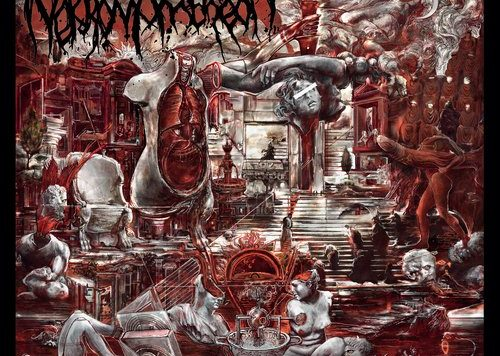 "Nekromantheon Unleash New Single ""Dead Temples"" Today – LISTEN!"