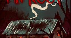 Tiiiiiin Roof… Bloody!  Rebecca Rinehart and Rob Mello give us slasher shelter with 'Tin Roof'
