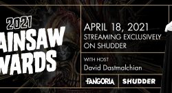 REMINDER: The Chainsaw Awards, TONIGHT at 8pm ET