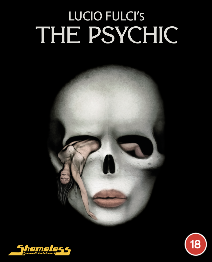 Lucio Fulci's THE PSYCHIC on UK Blu-ray and Digital 9 August