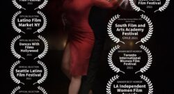 TINDER TANGO ANNOUNCED AS  OFFICIAL SELECTION OF  DANCES WITH FILMS FESTIVAL